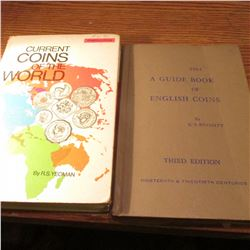 "1964 ""A Guide Book of English Coins"", by K.E. Bressett Third Edition & ""Fourth Edition Current Coins"