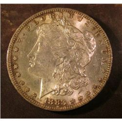 1883 New Orleans Mint Morgan Silver Dollar. Brilliant Uncirculated.