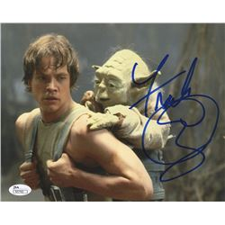 "Frank Oz Signed ""Star Wars"" 8x10 Photo (JSA COA)"