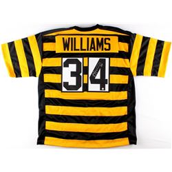 DeAngelo Williams Signed Steelers Jersey (TSE COA)