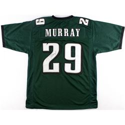 DeMarco Murray Signed Eagles Jersey (JSA COA)