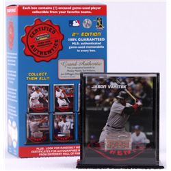 MLB 2007 Certified Authentics Game Used Memorabilia 2nd Edition