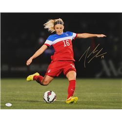 Julie Johnston Signed Team USA 16x20 Photo (JSA COA)