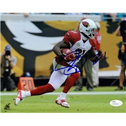 Patrick Peterson Signed Cardinals 8x10 Photo (JSA COA)