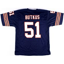 Dick Butkus Bears On-Field Style Custom Stitched Jersey (Size XL)