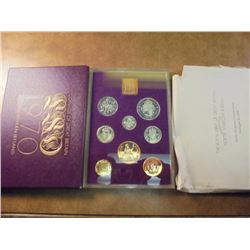 1970 GREAT BRITAIN AND NORTHERN IRELAND PROOF SET ORIGINAL ROYAL MINT PACKAGING