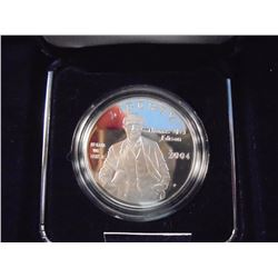 2004-P EDISON PROOF SILVER DOLLAR ORIGINAL US MINT PACKAGING