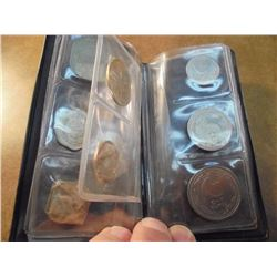 1948-1953 PAKISTAN 8 COIN MINT SET ORIGINAL MINT PACKAGING