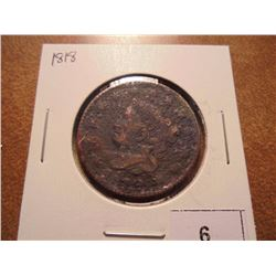 1818 US LARGE CENT