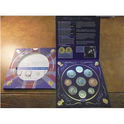 1998 UNITED KINGDOM BRILLIANT UNC COIN SET ORIGINAL ROYAL MINT PACKAGING