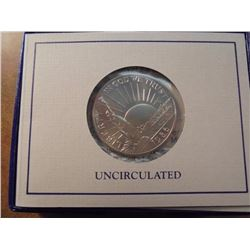 1986-D STATUE OF LIBERTY HALF DOLLAR UNC ORIGINAL US MINT PACKAGING