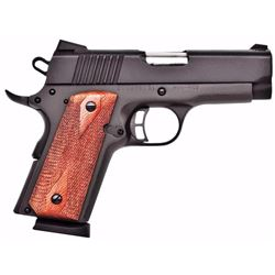 "*NEW* Citadel CIT45CSPRK2 M1911 Single 45 ACP 3.5"" 6+1/7+1 Wood Grip Blk w/Range Bag 682146281446"