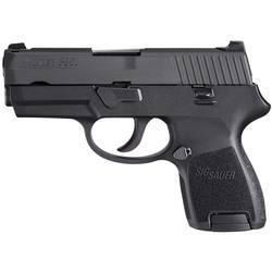"*NEW* Sig Sauer P250 Subcompact DAO 9mm 3.6"" 10+1 CS Poly Grip Blk Nitron 798681421367"