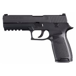 "*NEW* Sig Sauer P250 Full Size DAO 40S&W 4.7"" 14+1 CS Poly Grip Nitron Blk 798681428175"