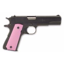 "*NEW* BROWNING 1911-22 A1 Black/Pink Composite 22LR 4.25"" 10+1 PINK GRIP BLK 023614042563"