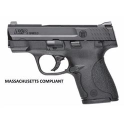 "*NEW* SMITH AND WESSON M&P9 SHIELD 9MM 3.1"" 8+1 ""MA COMPLIANT* 022188149135"