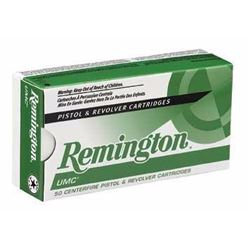 *AMMO* Remington L40SW3 UMC 40 Smith & Wesson Metal Case 180 GR (500 ROUNDS) 047700077307