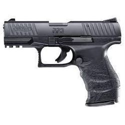 "*NEW* WALTHER ARMS PPQ-M2 Semi Automatic Rimfire Pistol 22LR 4"" 12+1 AMBIDEX SLIDE 723364205323"