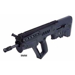 "*NEW* IWI - ISRAEL WEAPON INDUSTRIES TAVOR SAR FLATTOP 9MM 17"" 32RD 856304004677"