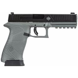 "(WC) Diamondback DB9FSGG Full Size DAO 9mm 4.75"" 15+1 Gray Frame/Black Slide 815875017622"