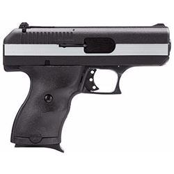 "(WC) Hi-Point CF380 380 ACP 3.5"" 8+1 Black Poly Grip/Frame Blk/Chrome Slide 752334003805"