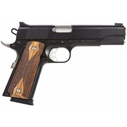 "(WC) Mag Research DE1911G 1911 Desert Eagle 45ACP 5.05"" 8+1 Dbl Diamond Wood Grip Blk 761226085959"