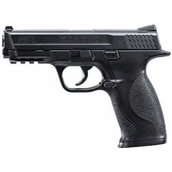 (WC) RWS 2255050 Smith & Wesson Air Pistol Semi-Auto .177 & BBs Black 723364550508