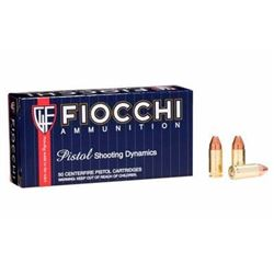 ^AMMO^ FIOCCHI 9MM 115GR CMJ (750 ROUNDS) 762344710938