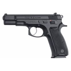 "^NEW^ CZ-USA CZ 75B 9MM 4.7"" 10+1 FS 806703011028"