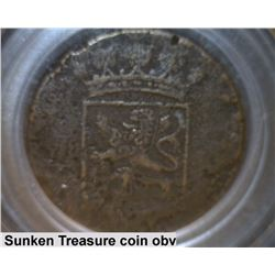 Sunken Treasure coin