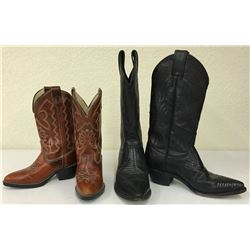 Vintage Boot Lot (2 Pair)