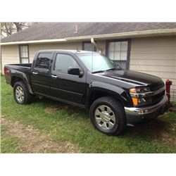 2010 Chevrolet Colorado Crew Cab, Z71 Package, 2WD, located in Beaumont, TX. 175K miles