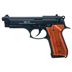 Chiappa M9-22 .22LR Pistol, Wood Grips, 10 Shot, NEW IN BOX, #M922WD, Z