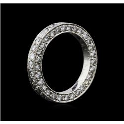 1.98ctw Diamond Ring - Platinum