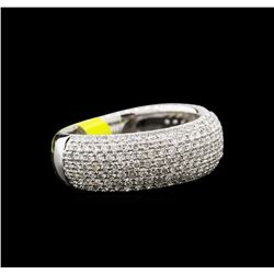 1.76ctw Diamond Ring - 14KT White Gold