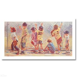 Play Ball By Lucelle Raad