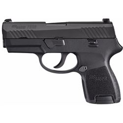 "*NEW* SIG SAUER 320SC9BSS P320 Subcompact DAO 9mm 3.6"" 12+1 NS Poly Grip/Frame Black 798681513529"