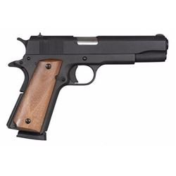 "*NEW* ROCK ISLAND ARMORY M1911-A1 GI 45 ACP 5"" PARKERIZED/WOOD GRIP 4806015514213"
