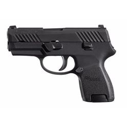 "*NEW* SIG SAUER P320 Subcompact DAO 9mm 3.6"" 12+1 CS Poly Grip/Frame Black 798681513512"