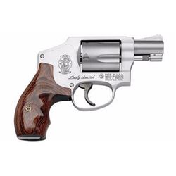 "*NEW* S&W Airweight Internal Hammer 38 Spl 1.87"" 5rd LadySmith SS Wood 022188638080"