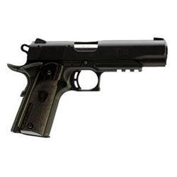 "*NEW* Browning 1911-22 A1 Black Label 22LR 4.25"" 10+1 w/Rail Lam Grip Blk 023614042402"