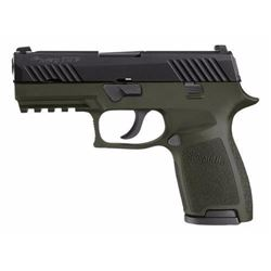 """*NEW* SIG SAUER P320 COMPACT 40 SW 3.9"""" 13RD 798681512966"""