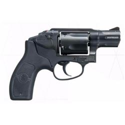 "*NEW* SMITH AND WESSON BODYGUARD 38 CRIMSON TRACE Laser DAO 38 Spl 1.9"" 5 Shot Blk 022188865134"