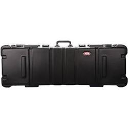 *NEW* SKB 2SKB5014 Quad Rifle/Shotgun Case w/Wheels Polyethylene Ribbed 789270501409