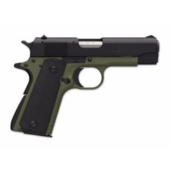 "*NEW* Browning 1911-22 A1- OD S 22 LR 4.3"" 10+1 Black Grip OD Rec 023614062387"