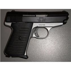 *NEW* Model J.A.380 Pistol Satin Reverse Two-Tone Finish (SC/SB) 380131