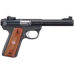 (WC) RUGER MARK III 22/45 22 LR : 736676101405