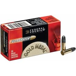 ^NEW^ FED PRM ULTRA MATCH 22LR 40GR (200 Rounds) 029465057794