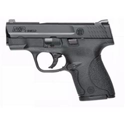 "^NEW^ SMITH AND WESSON M&P9 SHIELD 9MM 3.1"" 7+1/8+1 NMS 3-Dot Poly Grip/Frame 022188864151"