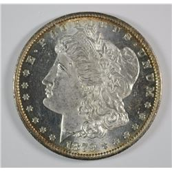 1879-O MORGAN DOLLAR GEM BU SHARPLY STRUCK & FLASHY